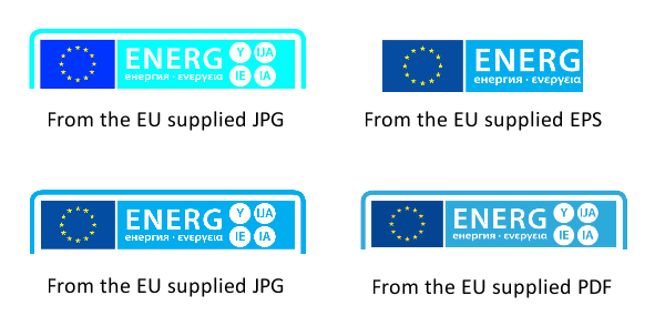 Energy Label Colors